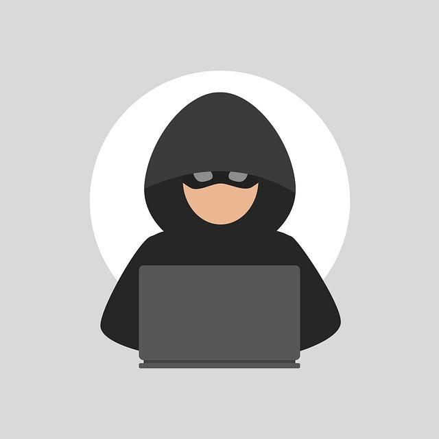 Imagen de un hacker para saber qué es un ransomware