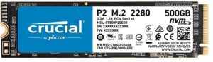 Crucial p2 mejores ssd